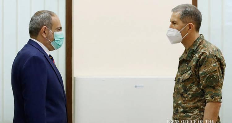Թիմակիցներին զգուշացնում է, որ պատրաստվեն՝ Գենշտաբը հավանաբար մոտակա ժամերին զորք կմտցնի Երևան