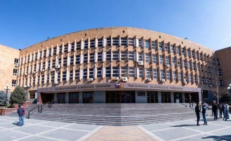 ՌԴ-ն հրաժարվել է Հայ-ռուսական համալսարանի գործունեության մասին համաձայնագրից