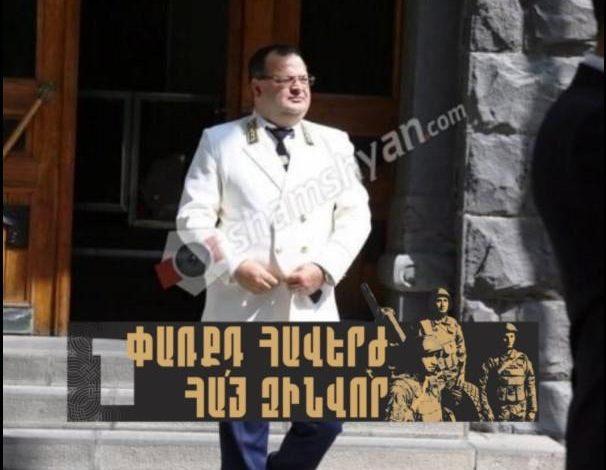 Եթե Նիկոլը փաստեր չներկայացնի Սերժ Սարգսյանի հրաման տալու մասին, ապա կրկնվի իսկանդերի պատմությունը