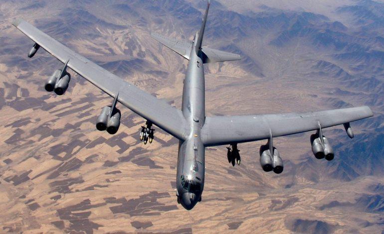 ԱՄՆ-ը ռմբակոծիչներ ու կործանիչներ ուղարկեց
