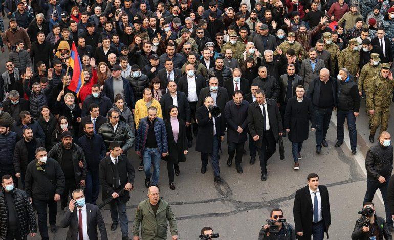 Հայաստանին քաղաքացիական պատերազմի են մղում, վտանգը չի թուլանում․ Զատուլին