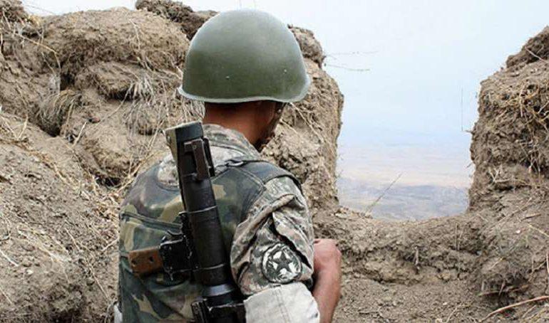 Օպերատիվ   իրավիճակը՝ հայ-ադրբեջանական շփման գծի ամբողջ երկայնքով