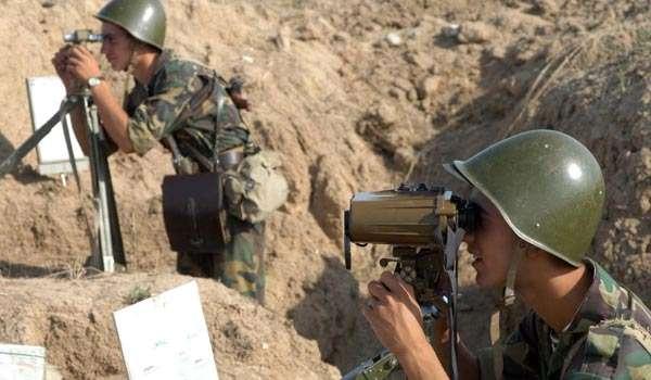 Հրատապ․ Հակառակորդը տարբեր տրամաչափի հրաձգային զինատեսակներից կրակ  է արձակել․ Արցախի ՊԲ-ն հաղորդագրություն տարածեց