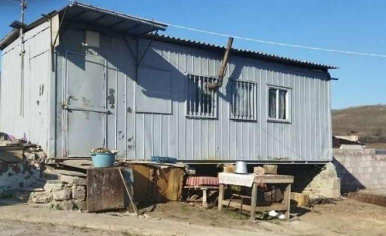 120 օրվա գերությունից Հայրենիք վերադարձած քաղաքացու  վագոն-տնակին կփոխարինի տունը