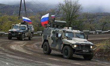 Более 1000 паломников и жителей Нагорного Карабаха за неделю посетили христианский монастырь Амарас при содействии российских миротворцев