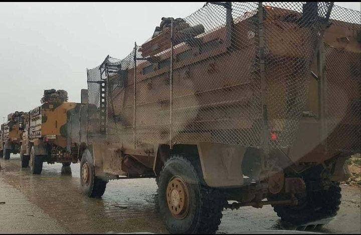 Թուրքիան զինտեխնիկա է կուտակում Հայաստանի սահմանագծում. թիրախը Սյունի՞քն է