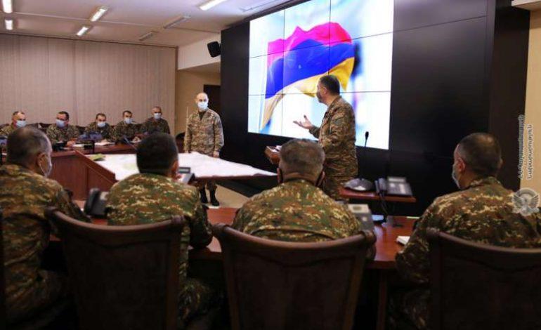 ՀՀ զինված ուժերում մեկնարկել են  զորավարժություններ