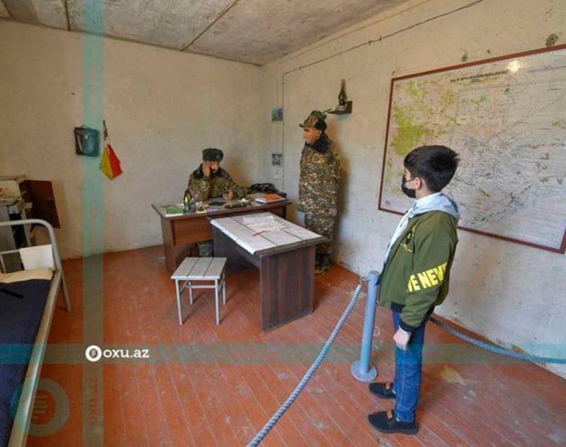 ՖՈՏՈ. Ինչպես են ադրբեջանցի երեխաները զվարճանում Բաքվում բացված հայտնի պուրակում