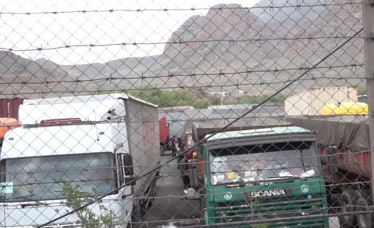 ՏԵՍԱՆՅՈՒԹ. «Այս ամենը կապ ունի ամսի 21-ի ցույցերի հետ». ինչու է ՊԵԿ-ը կասեցրել Ագարակի տերմինալի աշխատանքը