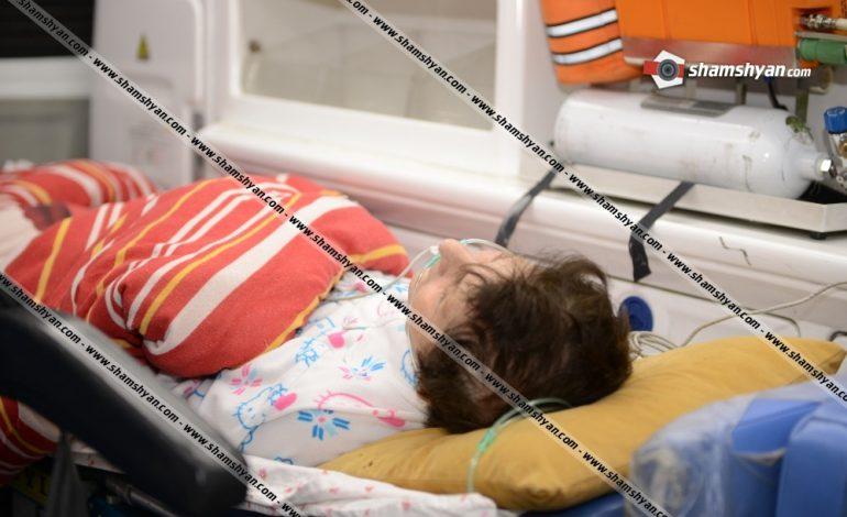 Թթվածնային բալոնով շնչող կնոջը երևանյան հիվանդանոցներում չեն ընդունում. հիվանդը հայտնվել է փողոցում, ահազանգ հարազատներից