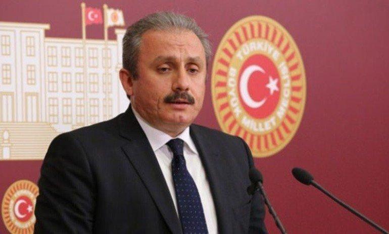Թուրքիայի խորհրդարանի խոսնակ Մուստաֆա Շենթոփը հայտարարել է, որ Հայաստանը սպառնալիք է ներկայացնում տարածաշրջանի համար