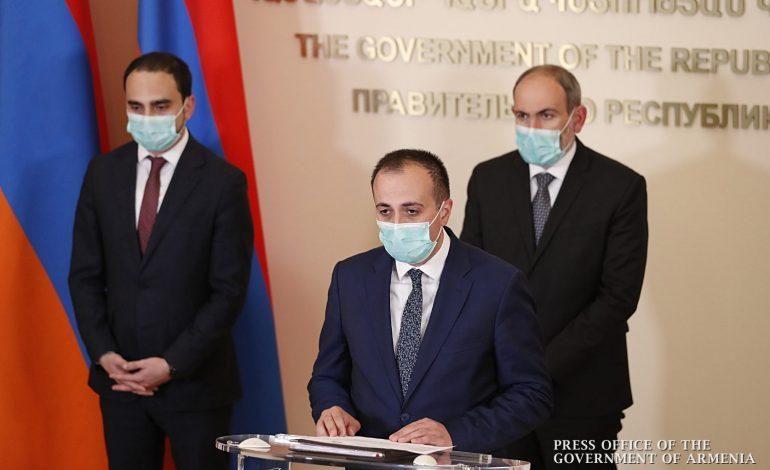 Ինչ է հանձնարարել Նիկոլ Փաշինյանն Ավինյանին և Թորոսյանին