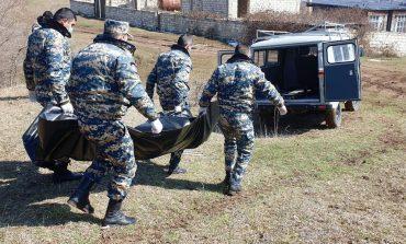 В районе Варанды обнаружены останки четырех военнослужащих