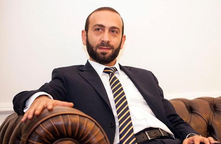 ՖՈՏՈ․ Գործակալ «Օմեգա Արոն»   Հայաստանի արտգործնախարար