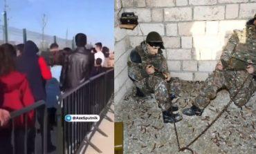 ՏԵՍԱՆՅՈՒԹ. Բաքվի «պուրակի» այցելուների հերթն է, իսկ մեր երկրում բանակի ժամկետն են կրճատում. Րաֆֆի Ասլանյան