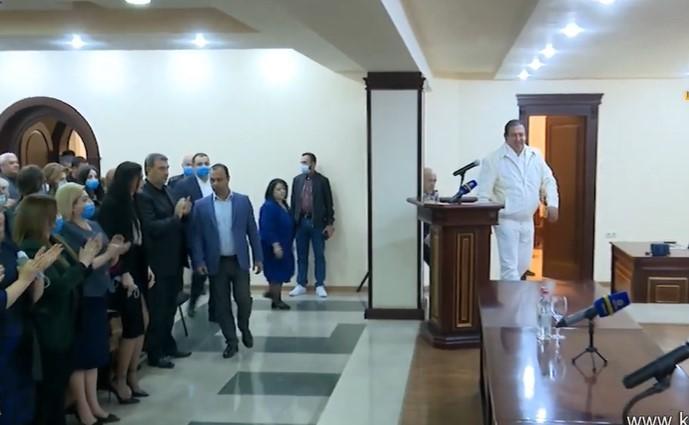 ՏԵՍԱՆՅՈՒԹ․ Գ.Ծառուկյանի նախագահությամբ տեղի է ունեցել ԲՀԿ քաղաքական խորհրդի նիստ. ԲՀԿ-ն նոր փոխնախագահ ընտրեց