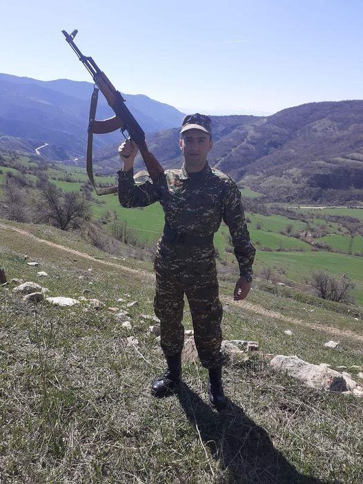 Ով է զինվորը, ում դին հայտնաբերել են  ծառից կախված վիճակում