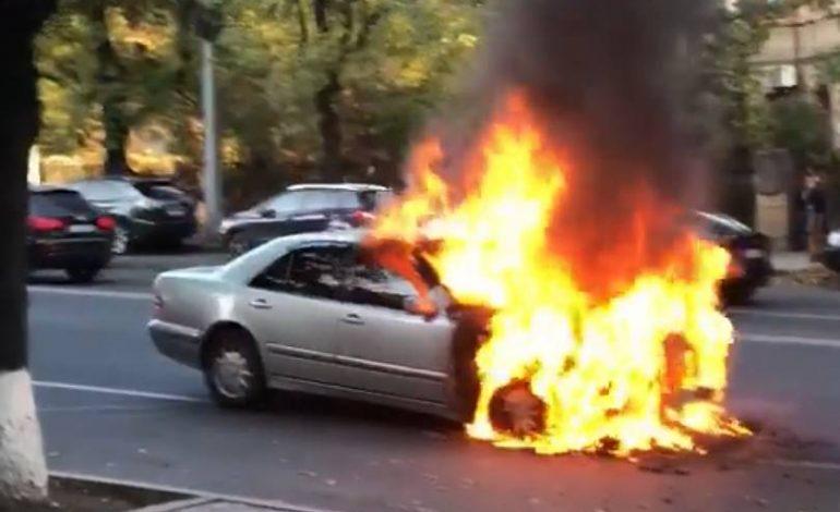 Երևանում ավտոմեքենա է  պայթել. կան զոհեր