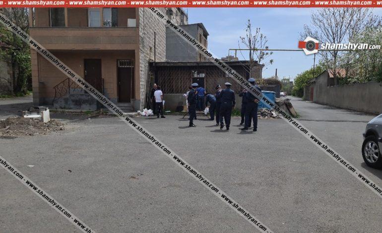 ՖՈՏՈ. Երևանում կրակոցներ են հնչել