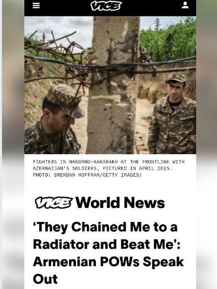 «Ադրբեջանցի զինվորները ձեռքերը մտցնում էին ստամոքսիս վերքի մեջ, կծու պղպեղ փչում աչքերիս»․ հայ ռազմագերիները սարսափելի մանրամասներ են պատմում