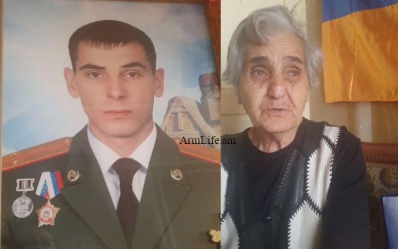 ՏԵՍԱՆՅՈՒԹ. Ծնողական խնամքից զրկված ու Արցախում զոհված հերոսին մանկավարժ տատիկն է խնամել. 80-ամյա մանկավարժը հայտնվել է անելանելի վիճակում