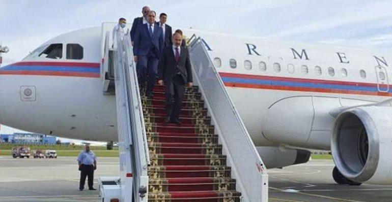 Փաշինյանի համար 40 հազար դոլարով օդանավ են վարձել, որ վերադառնա Երևան. Hraparak.am