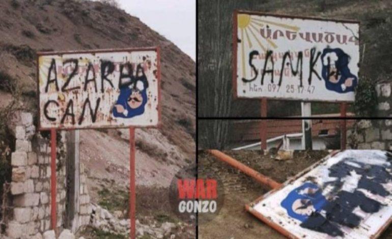 Ինչու են ադրբեջանցիները Շուշիից իջել Ստեփանակերը