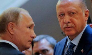 Путин подтвердил предоставление помощи Турции в тушении пожаров