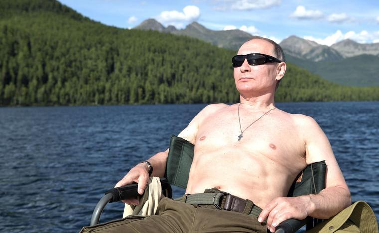 Պուտինը հայտնվել է Ռուսաստանի ամենահմայիչ տղամարդկանց ցանկում