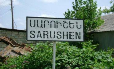 Ադրբեջանցիները կրակել են Սարուշեն գյուղի դաշտերում աշխատող գյուղացիների ուղղությամբ