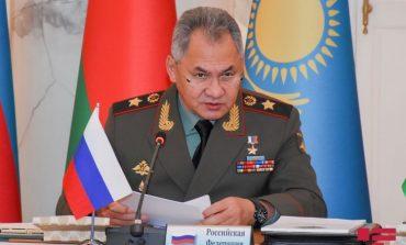 Սահմաններին իրավիճակը լարվում է․ ՌԴ ՊՆ նախարար Սերգեյ Շոյգու