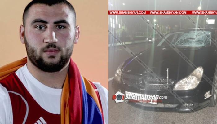 Ոստիկանությունը՝ Սիմոն Մարտիրոսյանի մասնակցությամբ պատահարի մասին