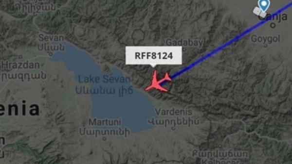 ՀՀ կառավարությունը չի մեկնաբանում՝ ո՞ւմ է երեկ Բաքվից տեղափոխել ռուսական ինքնաթիռը Հայաստան. Aysor