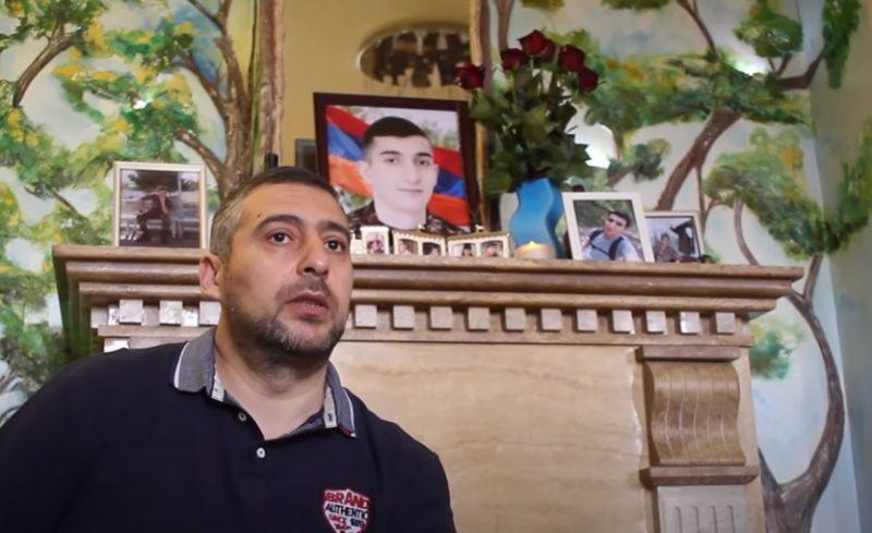 ՏԵՍԱՆՅՈՒԹ. «Պապ, աղոթի մահանամ, էլ չեմ ուզում…ուժեղ ա ցավում ». զինվորի զանգը Շուշիից