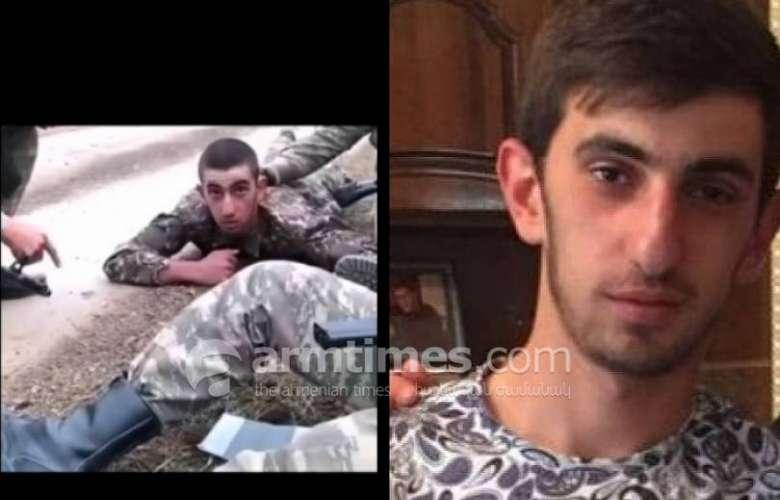 Ադրբեջանցիները սպանել են գերեվարված հայ զինվորին. Armtimes.com
