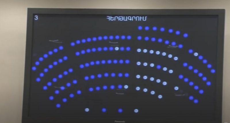 ՏԵՍԱՆՅՈՒԹ. «Հա, չգիտեմ, Քոչարյանի դատն ա․․․»․ ԱԺ նիստի ընթացքում միացավ Փաշինյանի մասնակցությամբ ձայնագրություն