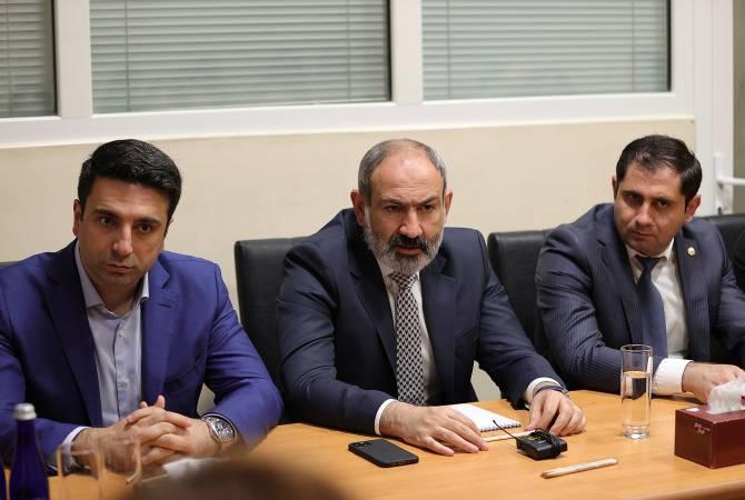 Մեզ համար ընդունելի է հայ-ադրբեջանական սահմանին լարվածությունը նվազեցնելու՝ ՄԽ համանախագահների առաջարկը. Փաշինյան