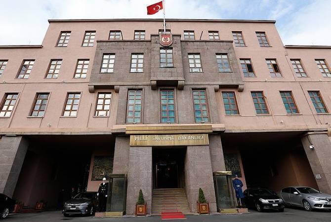 Թուրքիայի ՊՆ-ն օգտագործել է «ցեղասպանություն» բառն, ապա ջնջել գրառումը