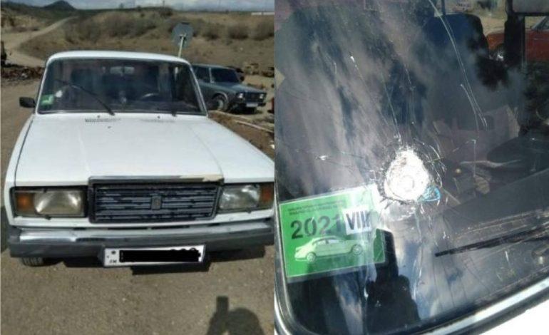 Ադրբեջանցիները քարերով հարվածե՞լ են հայկական ավտոմեքենային, թե՝ ոչ. ԱՀ դատախազության պարզաբանումը