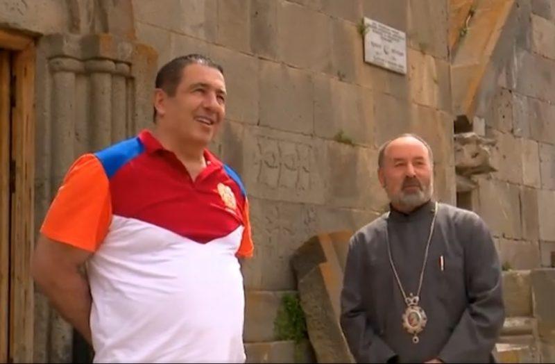 ՏԵՍԱՆՅՈՒԹ. Գագիկ Ծառուկյանն այցելել է Մաքրավանք. ավելի քան մեկ դար չգործած եկեղեցին նոր շունչ է ստանում