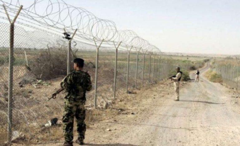 На границе Азербайджана и Ирана произошла перестрелка
