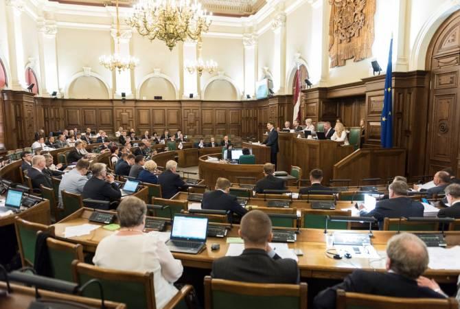 Լատվիան պաշտոնապես ճանաչել է Հայոց ցեղասպանությունը