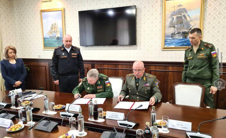 ՀՀ ԶՈՒ ԳՇ պատվիրակությունը մասնակցել է զորավարժության նախապատրաստման բանակցություններին