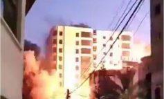 ՏԵՍԱՆՅՈՒԹ. Իսրայելը Գազայի հատվածում 13 հարկանի բնակելի շենք է ոչնչացրել