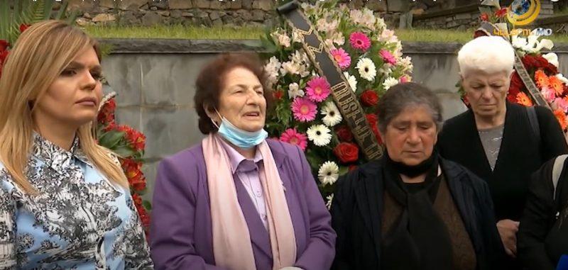ՏԵՍԱՆՅՈՒԹ․ Ռոզա Ծառուկյանը Ծառուկյան ընտանիքի կողմից ուժ և համբերություն է մաղթում Ոսկեպարի  անտառում զոհված ազատամարտիկների ընտանիքներին