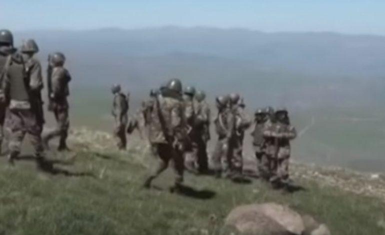 Ահազանգ. Ադրբեջանական զինծառայողները կրակոցներ են արձակում նաև հարբած վիճակում