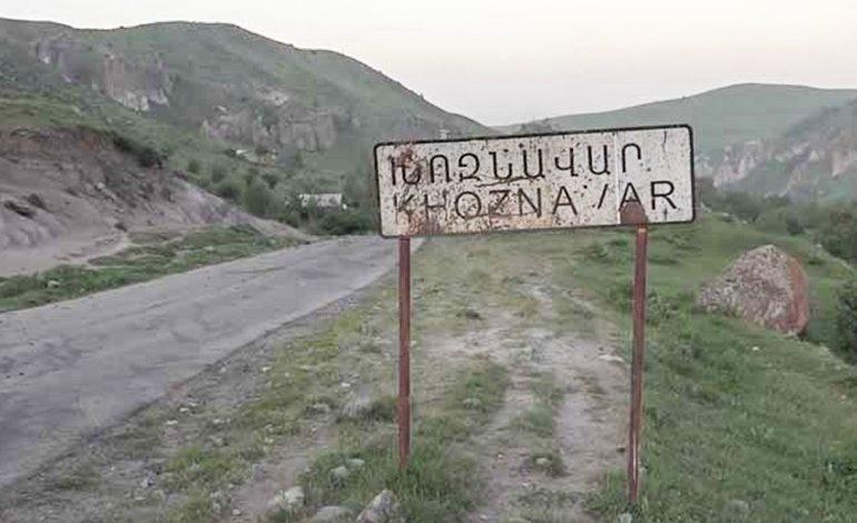 «Վարորդն ասաց՝ ադրբեջանցիները իր մեքենան կանգնեցրել են, ծխախոտ ուզել. եկել, ճանապարհը կտրել ենք, բայց մութ է, չգիտենք՝ որտեղ են». Խոզնավարի համայնքապետ