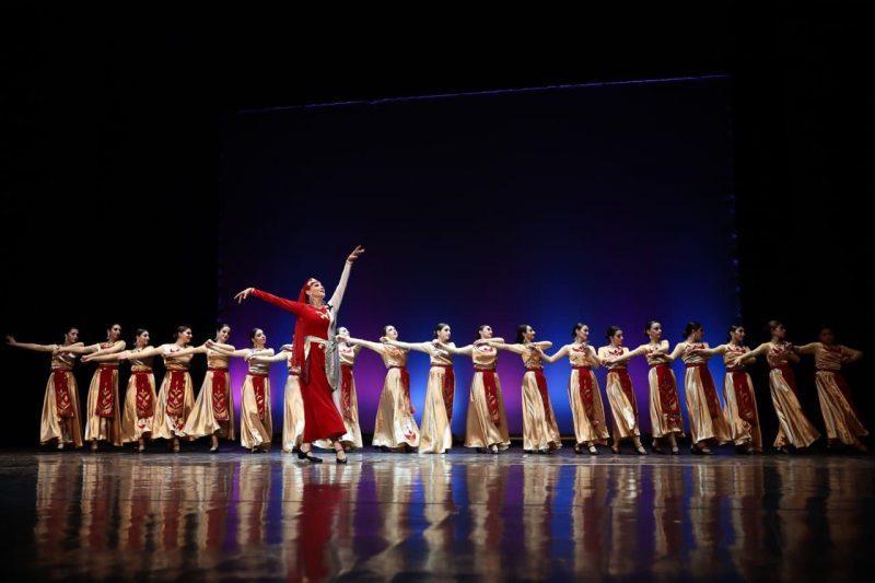 Մոսկովյան «Բյուրեղյա Նուռ» պարային մրցանակաբաշխության հետքերով