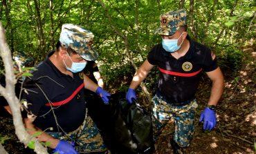 В Матагисе спасатели нашли и эвакуировали тело еще одного армянского военнослужащего