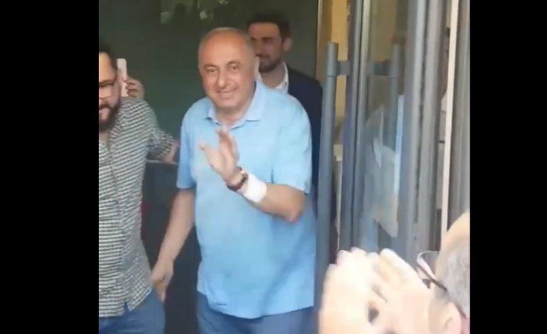 Апелляционный уголовный отклонил жалобу на арест профессора Армена Чарчяна